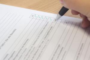 Prérequis à l'admission en formation du CLES